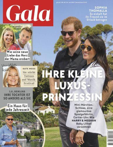 Cover: Gala Magazin No 26 vom 24  Juni 2021
