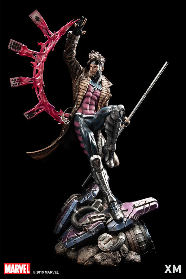 Premium Collectibles : Gambit** Gambit002b0k90