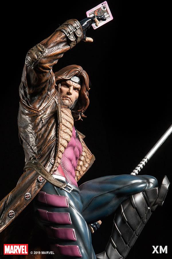 Premium Collectibles : Gambit** Gambit008gnjez