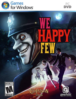 [PC] We Happy Few - Lightbearer (2019) Multi - SUB ITA