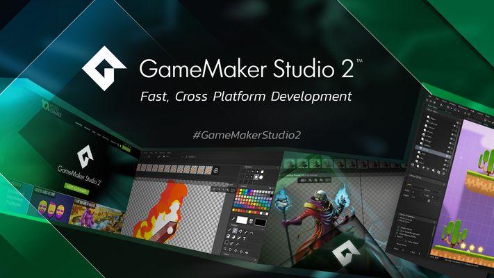 download GameMaker Studio Ultimate v2.1.5.322