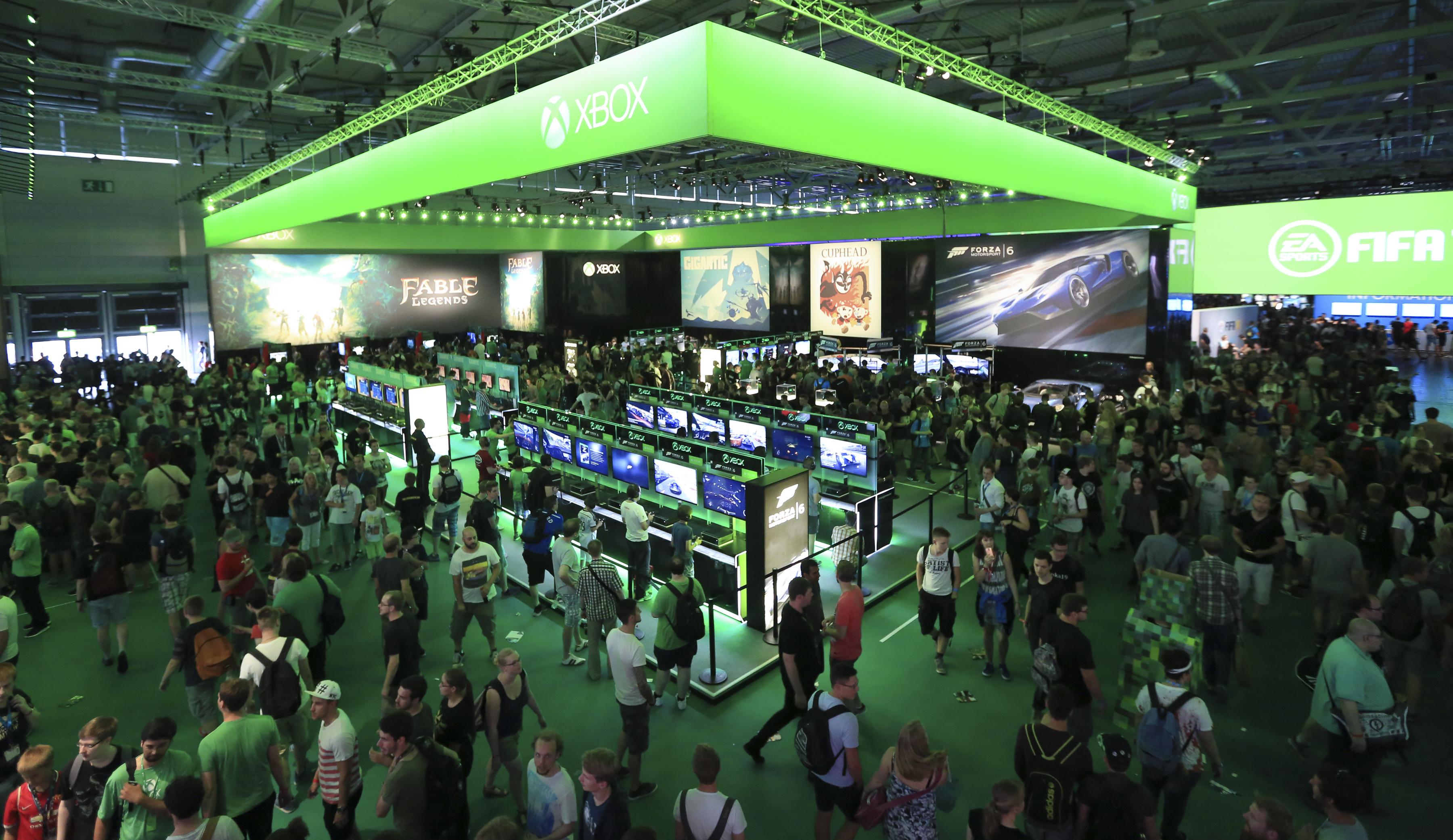 gamescom - photo #45