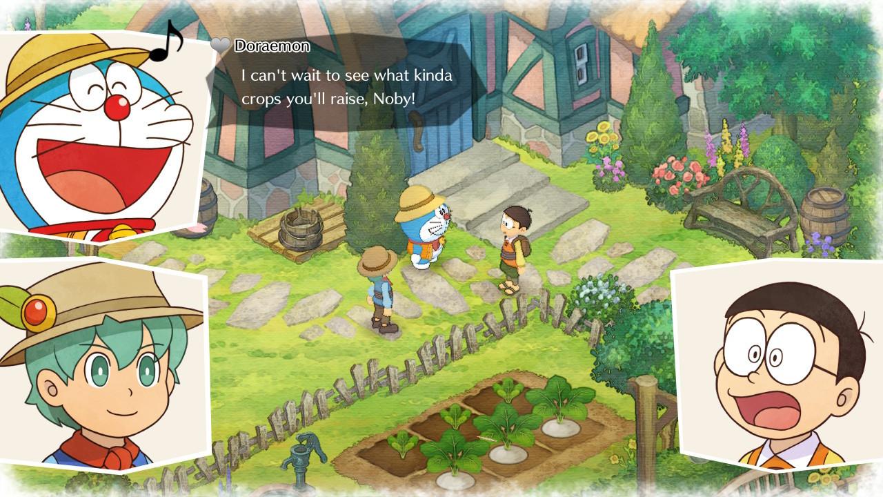 [OT] Doraemon: Story of Seasons | Back to Nature | 11 October 2019