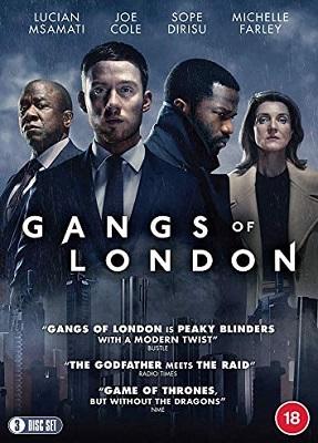 Gangs of London - Stagione 1 (2020) (3/9) HDTVMux ITA ENG AC3 Avi