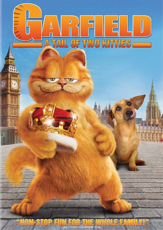 Garfield 1 Film indir