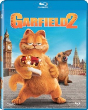 Garfield 2 (2006) BluRay Full AVC DTS ITA - DTS-HDMA ENG