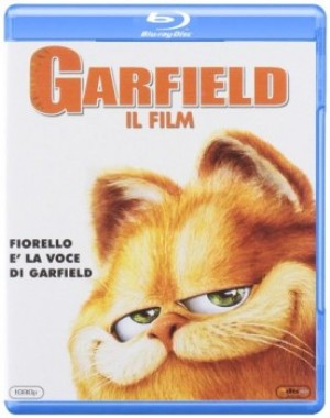 Garfield. Il film (2004) BluRay Full AVC DTS ITA - DTS-HDMA ENG
