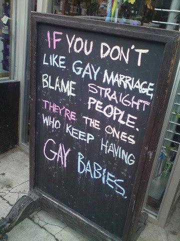 Le peggiori uscite dei credenti - Pagina 3 Gaybabiesq8syf