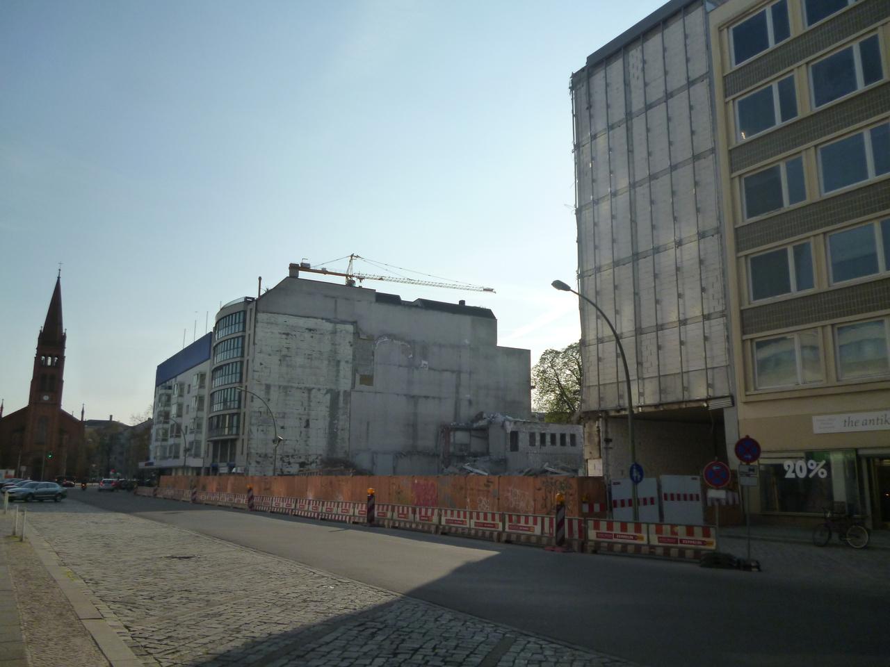 Genthiner Straße 32 34 Derff22 Genthiner40 Berliner