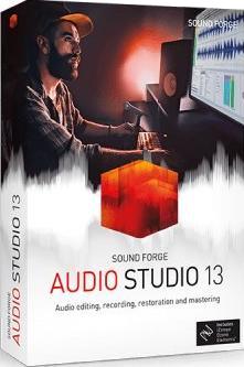 download MAGIX Sound Forge Audio Studio v13.0.0.45