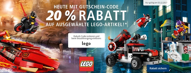 Real Onlineshop 20 Rabatt Auf Ausgewählte Lego Sets Zb Star