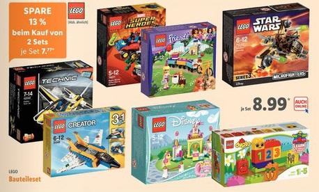 Lidl Kleine Lego Sets Für 899 Euro 2 Packungen Für Je 777 Euro