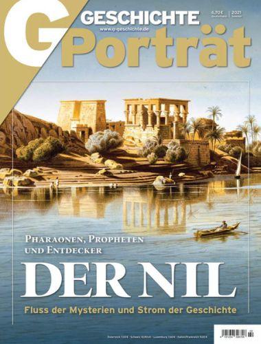 Cover: G Geschichte Porträt  Sommer No 02 2021