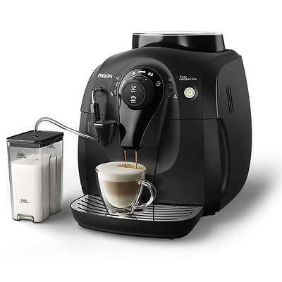 kaffeevollautomat mit milchaufsch umer philips hd8652 91 f r 199 99 euro inkl versand. Black Bedroom Furniture Sets. Home Design Ideas