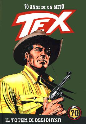 TEX - 70 Anni di un Mito N.29 - Il Totem di Ossidiana (07-2018)