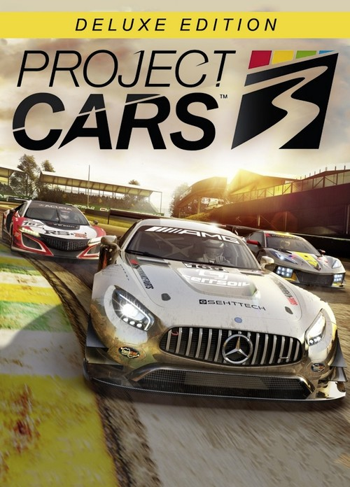 Project Cars 3 Deluxe Edition Alien Pc Spiele
