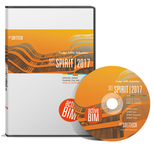 Softtech Spirit v2017 - Inkl. Crack
