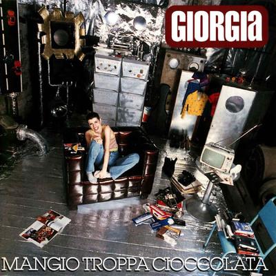 Giorgia - Mangio Troppa Cioccolata (1997).Flac
