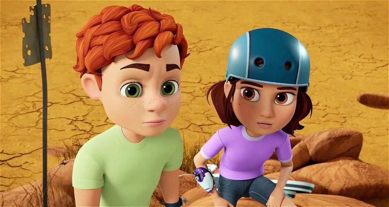 Çılgın Çocuklar: 1.Sezon Tüm Bölümler Ekran Görüntüsü 1