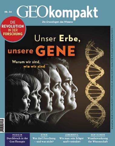 : Geo Kompakt (Die Grundlagen des Wissens) Magazin (No 54) März 2018