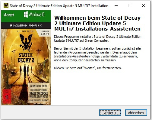 State of Decay 2 Ultimate Edition Update 5 MULTi7 - x X