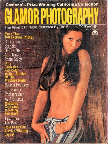 Cover: Glamor Photography No 12 1971