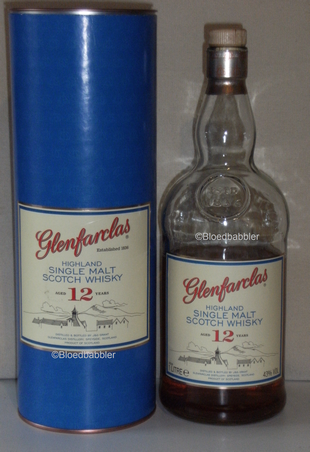 Glenfarclas 12 Flasche