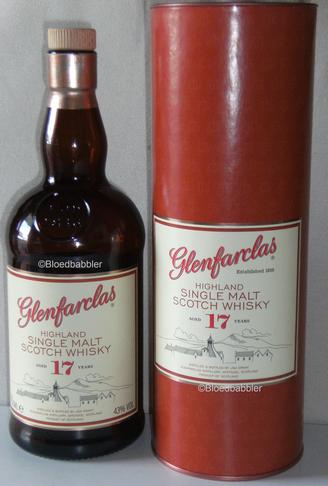 Glenfarclas 17 Flasche
