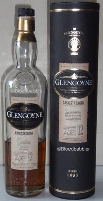 Glengoyne 12 Cask Strenght(100proof) Flasche