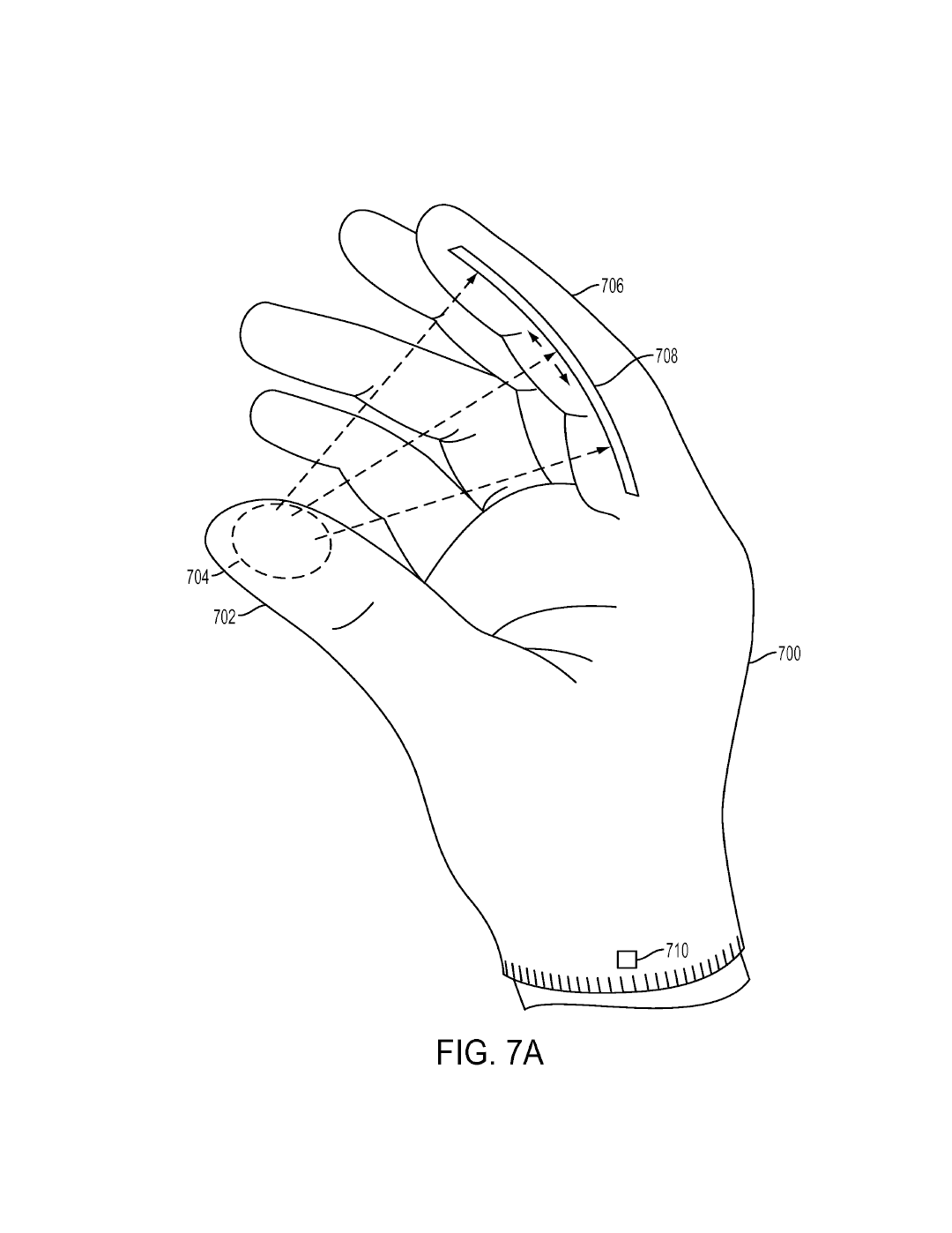 sony files 3 patents for glove controller for use with playstation PSU Shoes sony files 3 patents for glove controller for use with playstation vr playstation universe