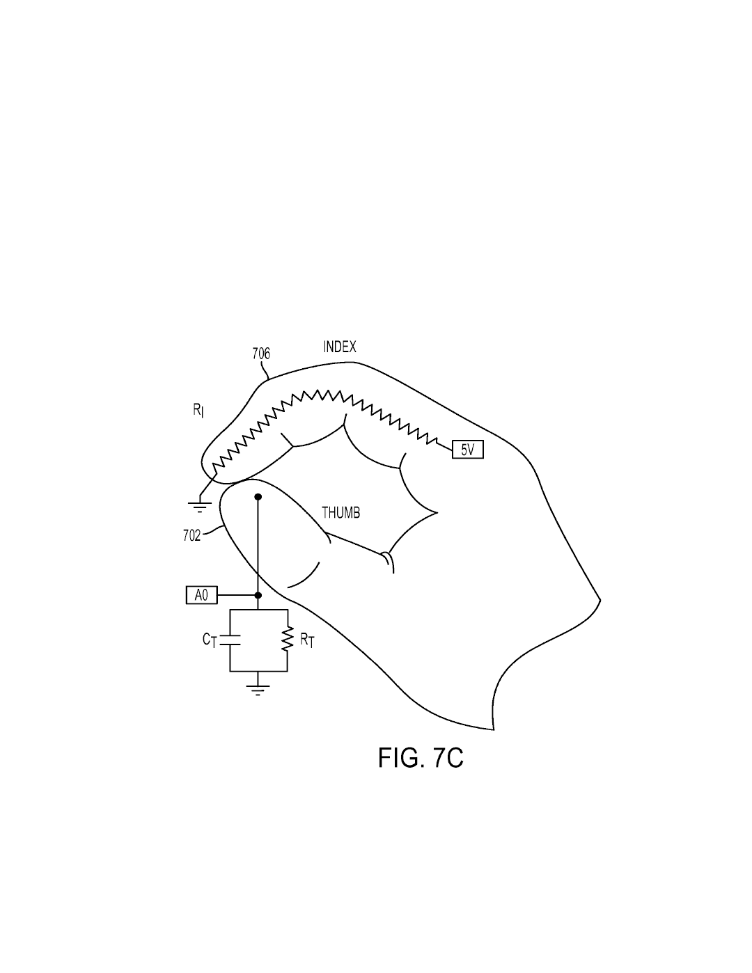 sony files 3 patents for glove controller for use with playstation PSU Jewelry 0091 fig 12 illustrates ponents of a head mounted display in accordance with an embodiment of the invention