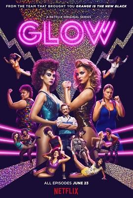 Glow - Stagione 2 (2018) (Completa) WEBMux 1080P ITA ENG AC3 DD5.1 x264 mkv Glow-season-2_poster_7asun
