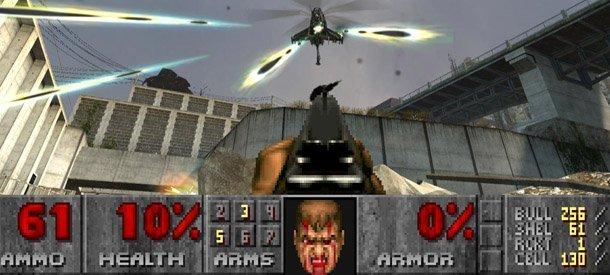 ZDoom • View topic - Darkplaces Quake engine + Doom = ?