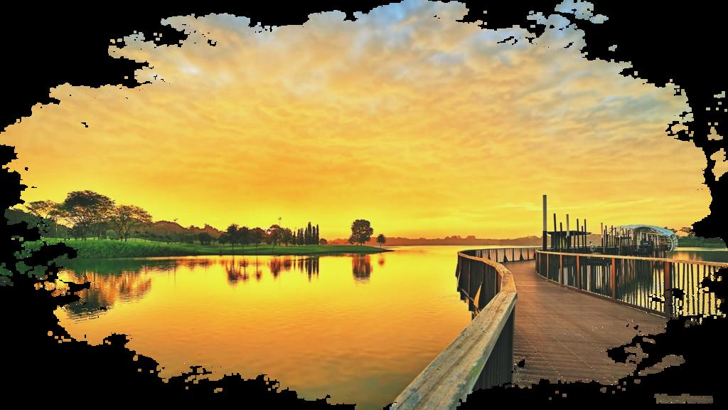 Png Gün Batımı Manzara