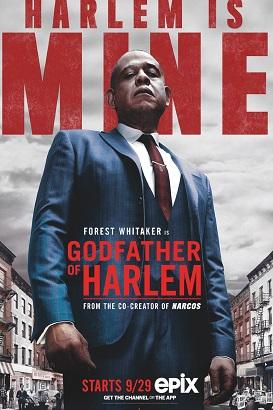 Godfather of Harlem - Stagione 2 (2021) (6/10) WEBMux ITA ENG AC3 Avi