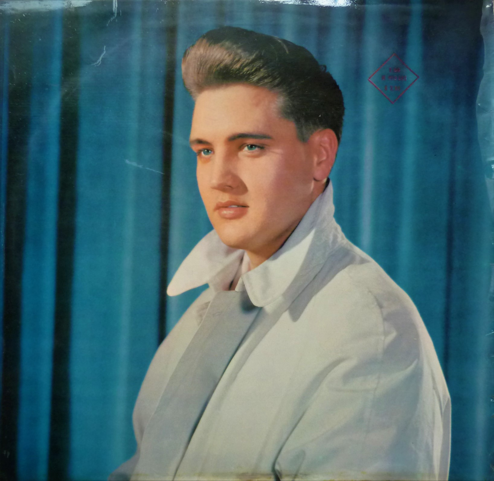 ELVIS' GOLD RECORDS VOL. 2 - 50.000.000 ELVIS FANS CAN´T BE WRONG Goldrecordsvol.21959rbnu20
