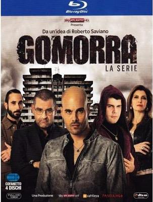 Gomorra - La Serie - Stagione 1 (2014) (Completa) BDRip 1080P HEVC ITA DD5.1 x265 mkv