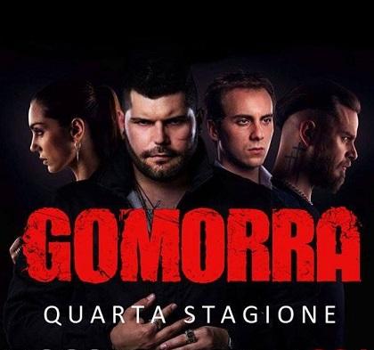 Gomorra - La Serie - Stagione 4 (2019) (Completa) HDTV 1080P ITA AC3 x264 mkv