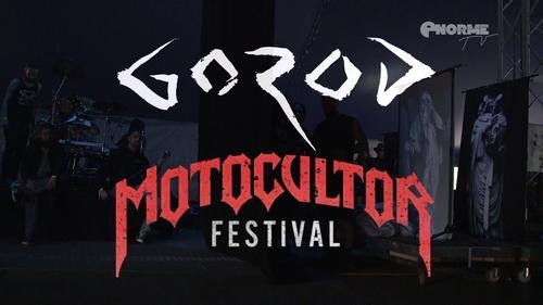 Gorod - Motocultor Festival 2016 [HDTV, 1080i]