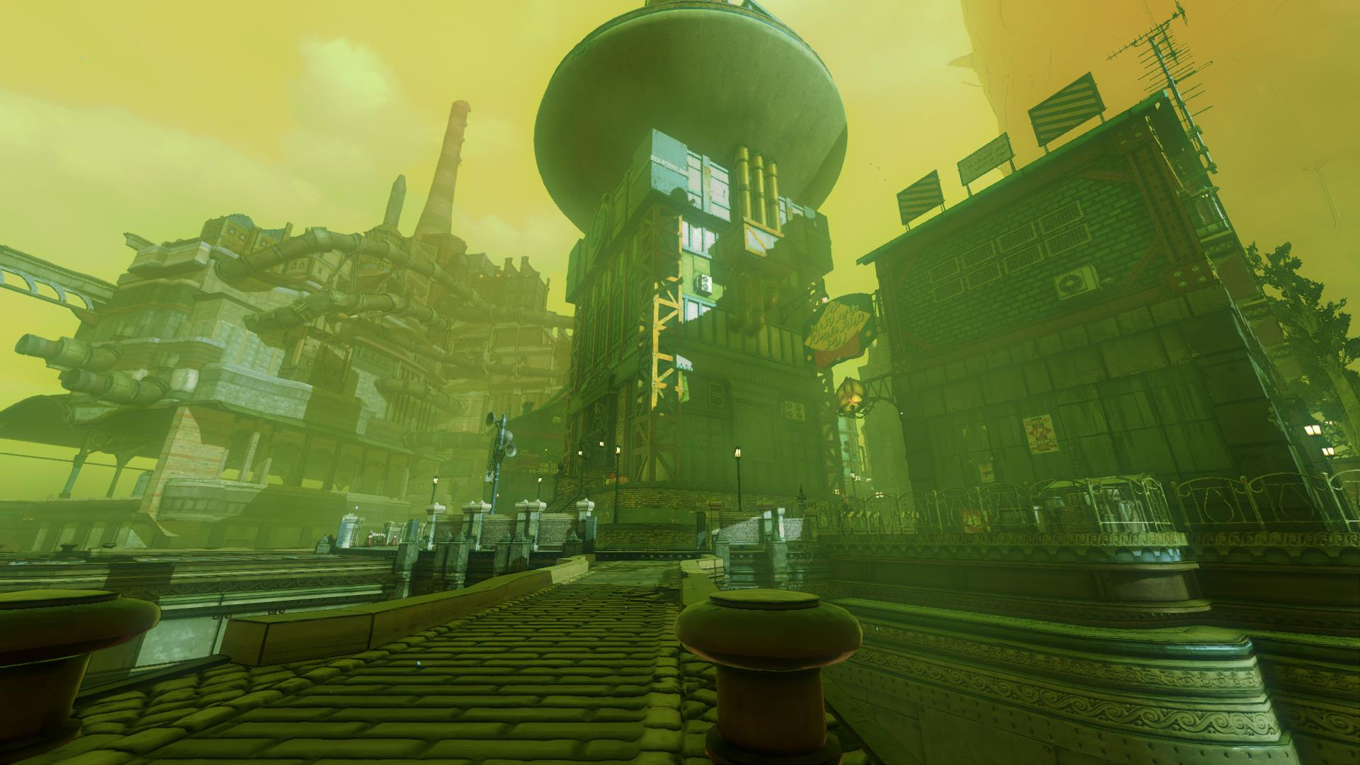 Hilo Oficial Gravity Rush 2 Another Story The Ark Of
