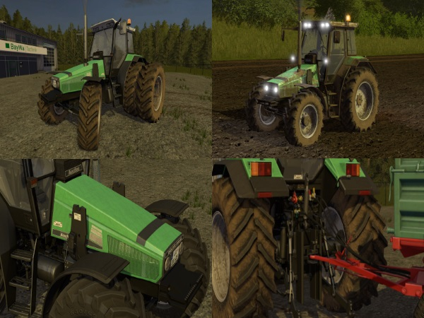 [FBM Team] Deutz Agrostar 6.08 - 6.38 DH