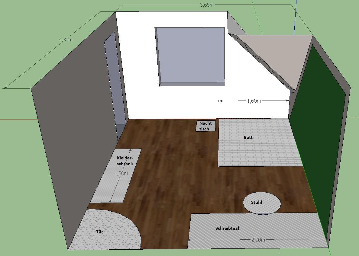 Der wirkliche desktop seite 268 for Schreibtisch 1m tief