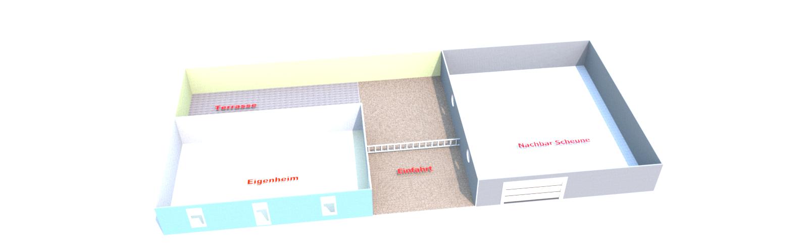 hofeinfahrt mit zaun einfrieden nachbarschaftsrecht forum. Black Bedroom Furniture Sets. Home Design Ideas