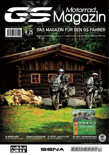 Cover: Gs Motorrad Magazine April-Mai No 01 2020