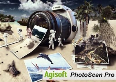Agisoft PhotoScan Professional v1.4.4 Build 6848