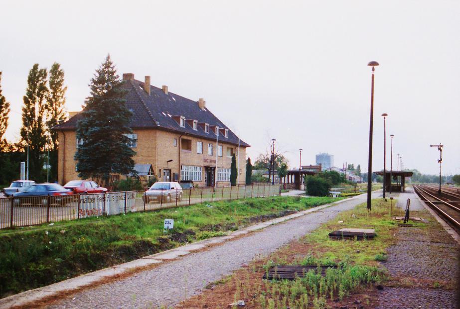 Bahnhof Boizenburg