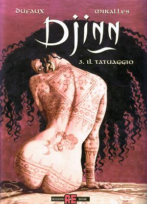 Djinn - Raccolta Completa (2002/2017)