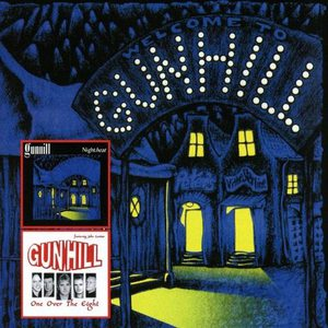 Gunhill (John Lawton) - Nightheat / One Over The Eight (Expanded & Remastered) (2016)
