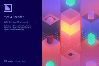 Adobe Media Encoder 2020 v14.3.0.38 - Ita