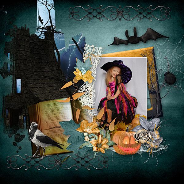 Sweet fear fin octobre Halloweenunuqh
